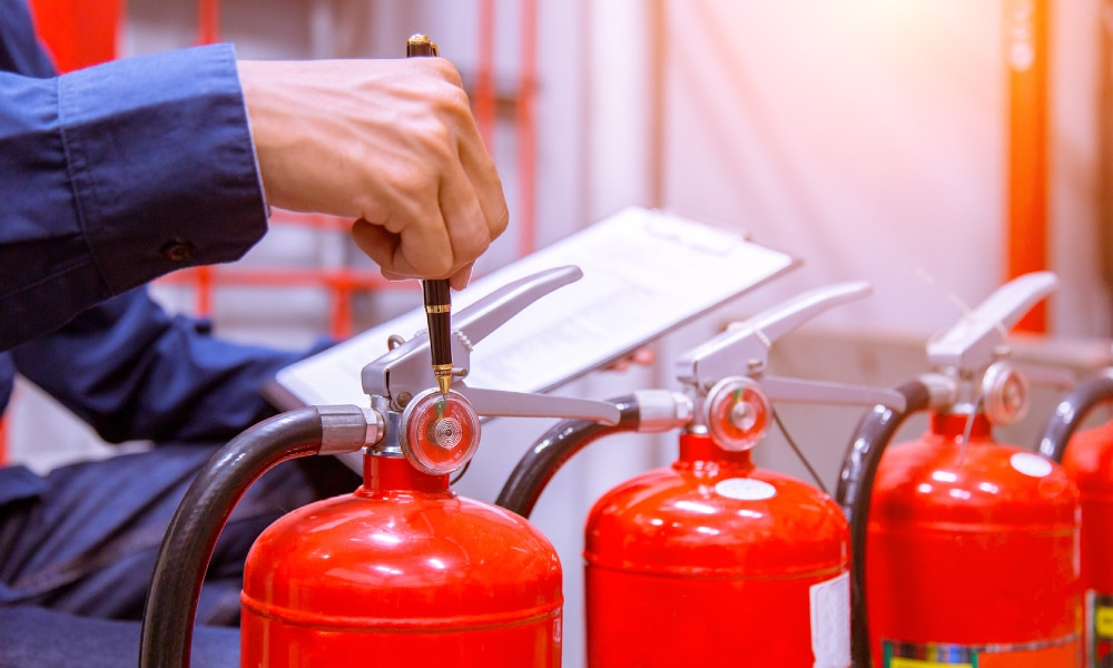 Fire Safety Training - Workplace Safety - GR Safety Solutions