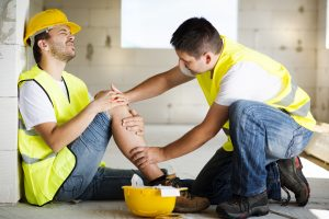 First aid at working training - GR Safety Solutions