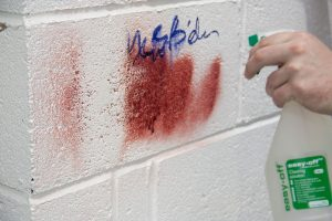 Safely remove grafiti - gr safety solutions